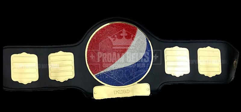 Pepsi Premier Custom Belt