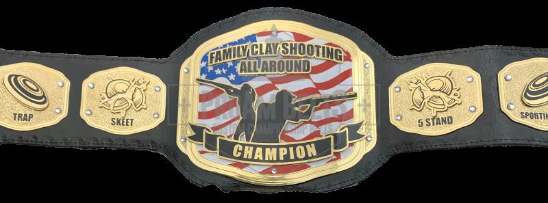 Family Clay Shooting Championship