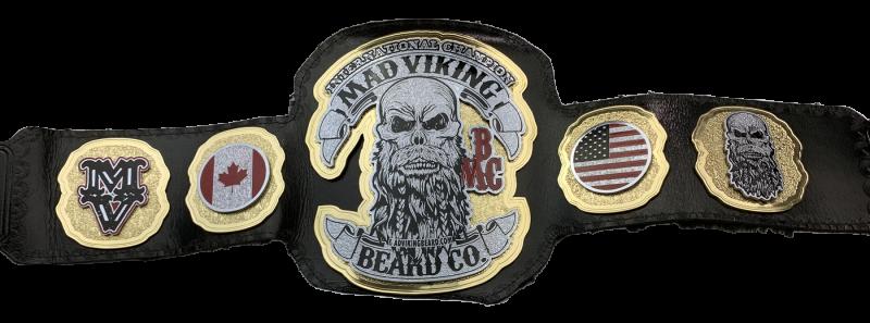 Mad Viking Beard Co. International Champion