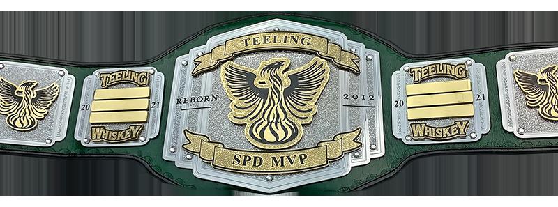 Teeling Whiskey SPD MVP Award