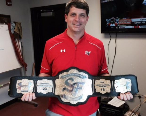 ProAmBelts Reaching New Heights with Customized Championship Awards