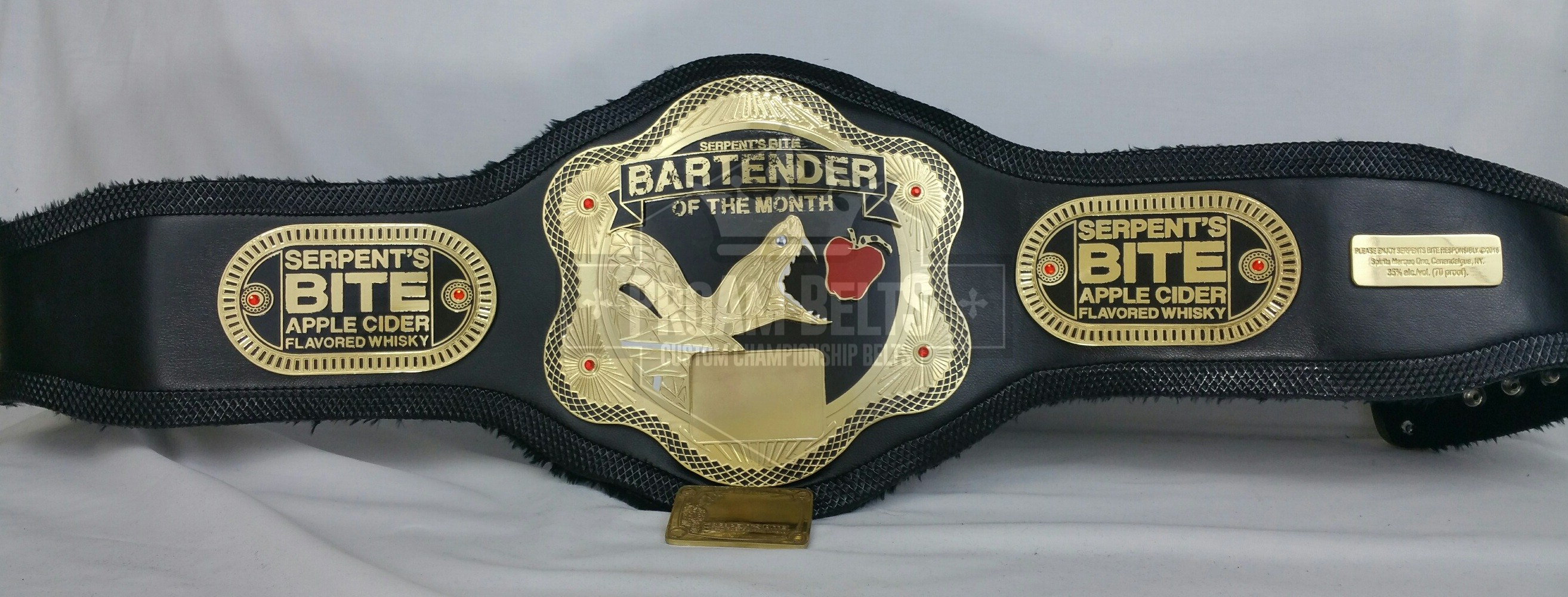 Another Wicked Design from the ProAmBelts Team