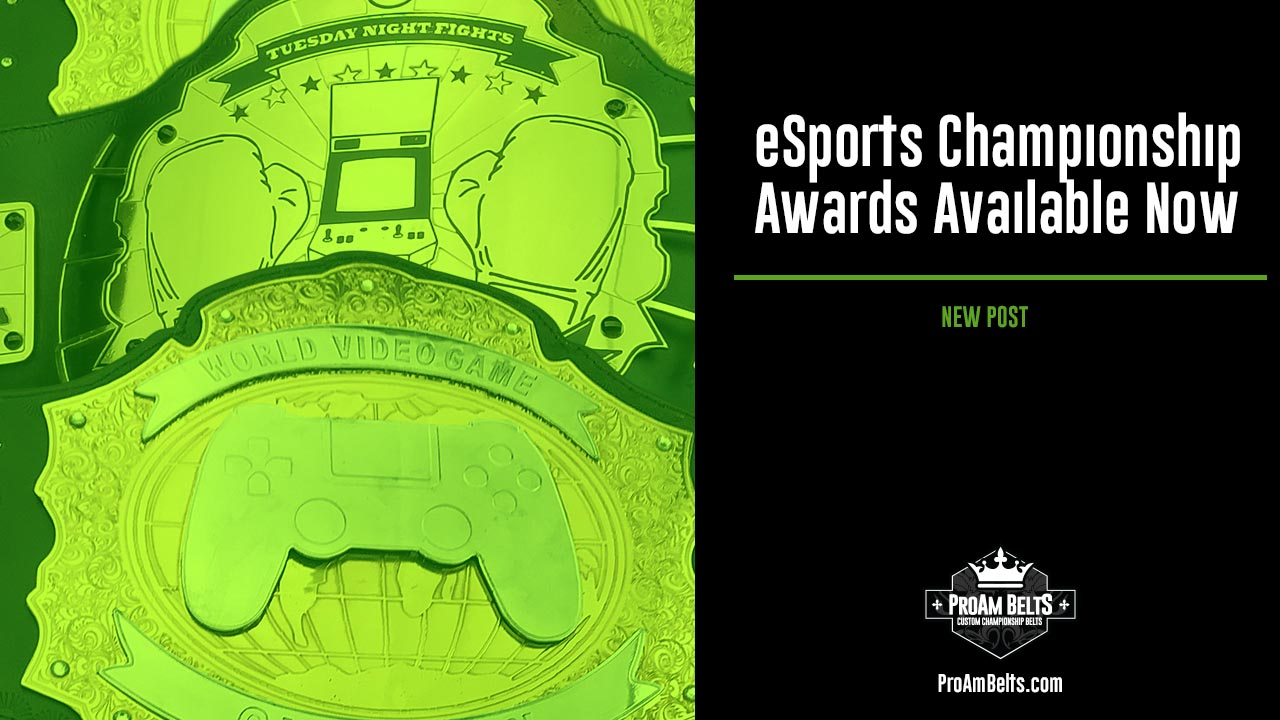 eSports Championship Awards Available Now