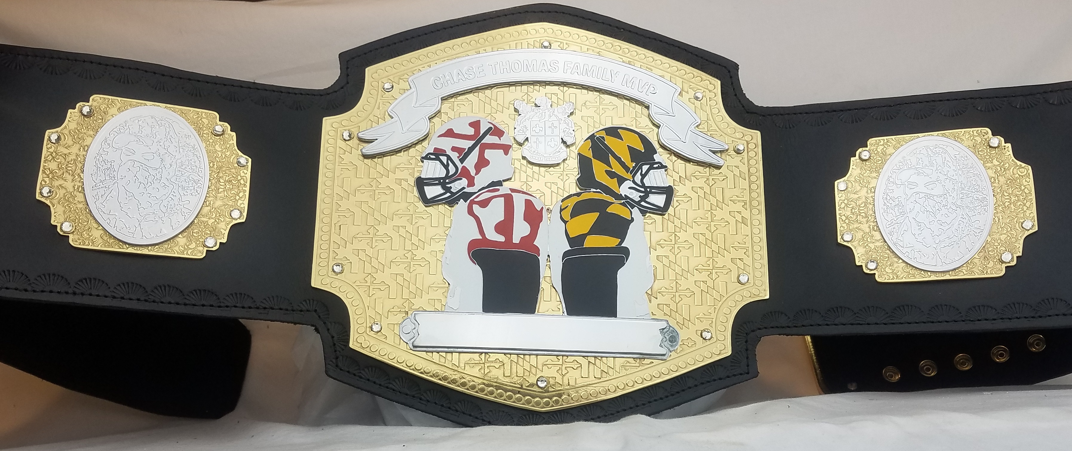 Biggest Rivalries Sports Award Championship Title Belts